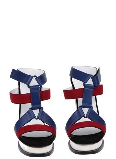 Jil Sander Ayakkabı Mavi